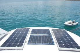 marine solar system for boat